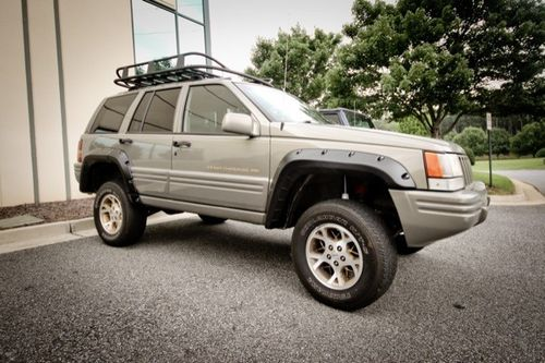 Kit parafanghi JEEP Grand Cherokee ZJ 93-98